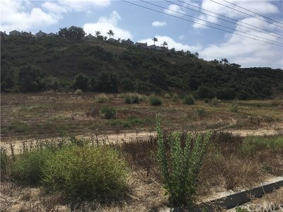 Carlsbad CA Residential Lots & Land For Sale: $100,000