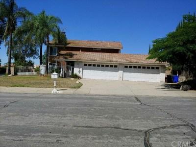 Alta Loma Single Family Home For Sale: 6488 Hollyoak Drive