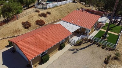 Murrieta, Temecula Single Family Home For Sale: 40425 Avenida Trebolo