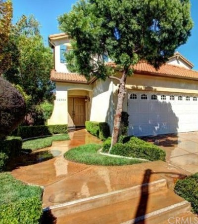 Lake Elsinore Single Family Home For Sale: 32504 Sprucewood Way