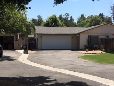 Temecula Single Family Home For Sale: 31043 Camino Del Este