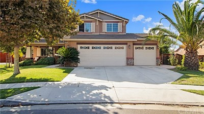 Murrieta Single Family Home For Sale: 29093 Goldenstar Way
