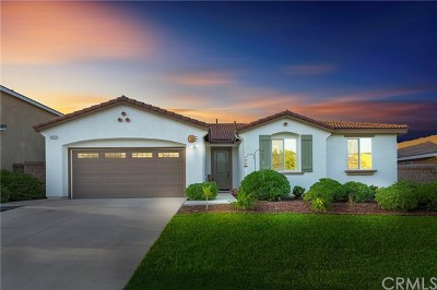 Menifee Single Family Home For Sale: 30078 Wales Court