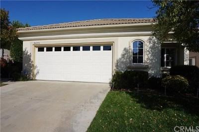 Murrieta Single Family Home For Sale: 24256 Calle Artino