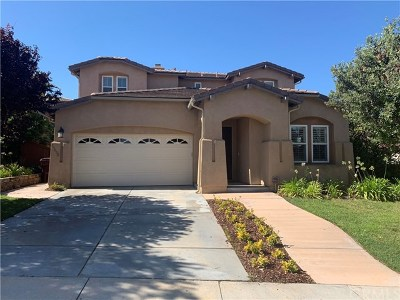 Temecula Single Family Home For Sale: 33853 Madrigal Court
