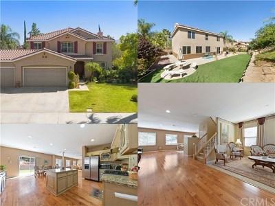 Corona Single Family Home For Sale: 10438 Whitecrown Circle