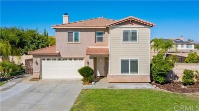 Menifee Single Family Home For Sale: 31435 Northcrest Court