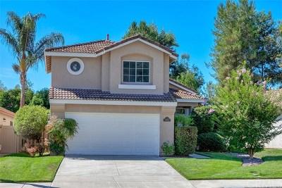 Temecula CA Single Family Home For Sale: $425,000