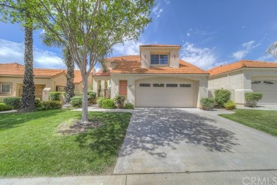 Murrieta CA Single Family Home For Sale: $385,000