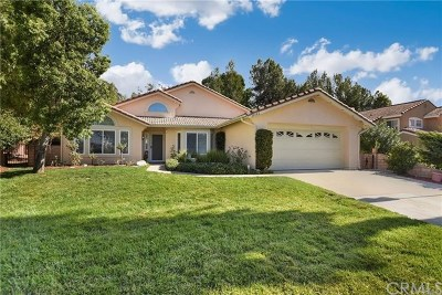 Temecula CA Single Family Home For Sale: $469,000