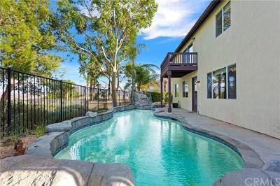Temecula Single Family Home For Sale: 43250 Via Sabino