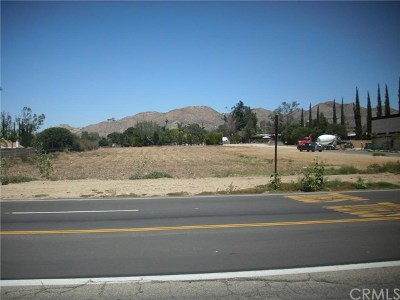 Wildomar Residential Lots & Land For Sale: Bundy Canyon
