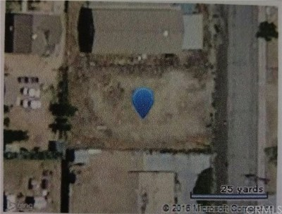 Adelanto Residential Lots & Land For Sale: Pearmain Street