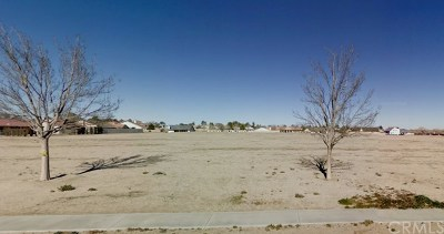 Helendale Residential Lots & Land For Sale: 15042 Vista Road