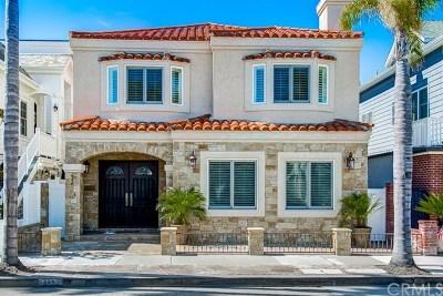 Single Family Home For Sale: 445 Seville Avenue