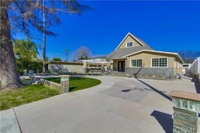 Rancho Cucamonga Single Family Home For Sale: 13132 Victoria Street