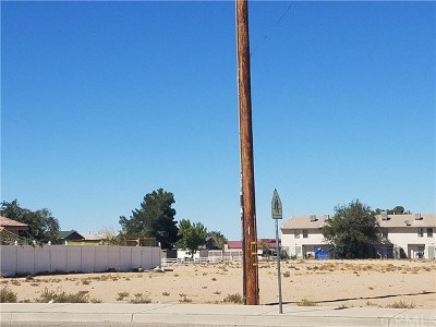Adelanto Residential Lots & Land For Sale: Bartlett Avenue