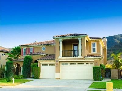 Corona Single Family Home For Sale: 7655 Lady Banks