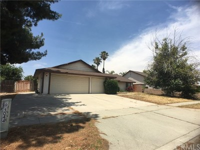 Rialto Single Family Home For Sale: 1044 W Banyon Street