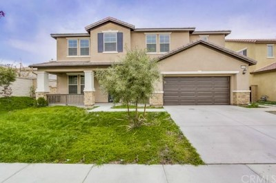 Eastvale Single Family Home For Sale: 13208 Early Crimson Street