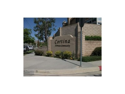 Corona Condo/Townhouse For Sale: 1151 San Marino Court #103