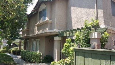 Rancho Cucamonga Condo/Townhouse For Sale: 8367 Sunset Trail Place #B