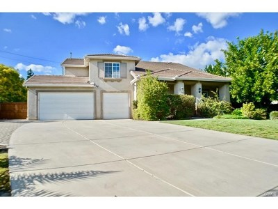 Chino Single Family Home For Sale: 3720 Loyola Court