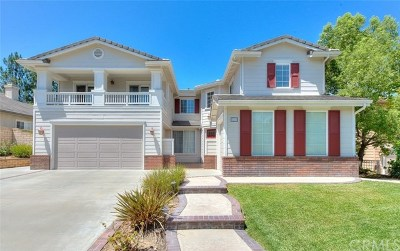 Glendora Single Family Home For Sale: 2211 Swiftwater Way