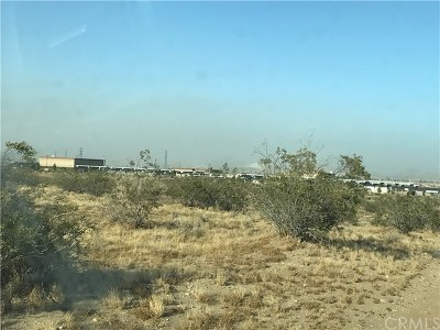 Victorville Residential Lots & Land For Sale: Vacant