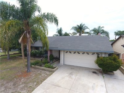 Chino Single Family Home For Sale: 12262 Maxon Lane