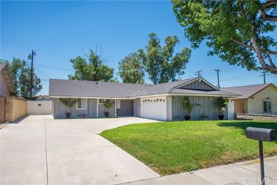 Chino Single Family Home For Sale: 5933 Portsmouth