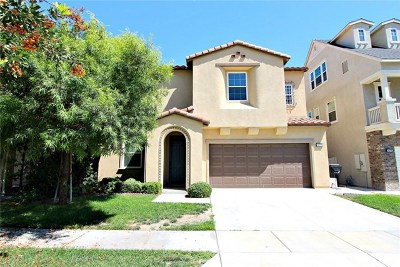 Chino Single Family Home For Sale: 15777 Crestwood Avenue