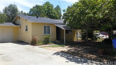 Riverside Single Family Home For Sale: 6051 Humble Street