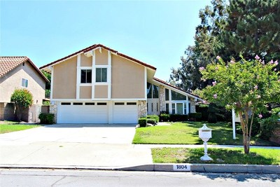 Upland Single Family Home For Sale: 1804 Wedgewood Avenue