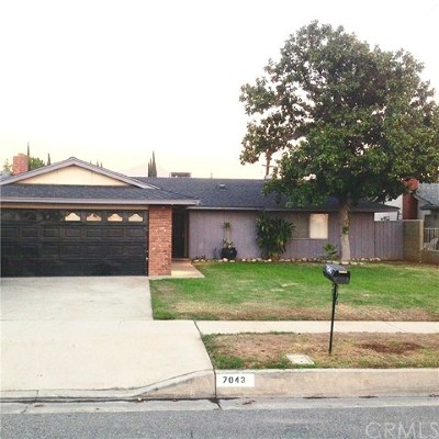 Highland Single Family Home For Sale: 7043 La Praix Street