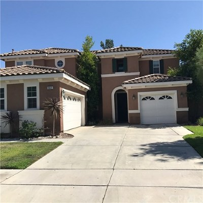Fontana Single Family Home For Sale: 15627 Brewer Lane