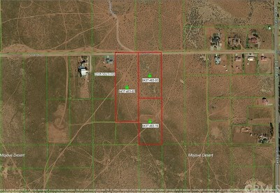 Apple Valley Residential Lots & Land For Sale: 22191 South Road