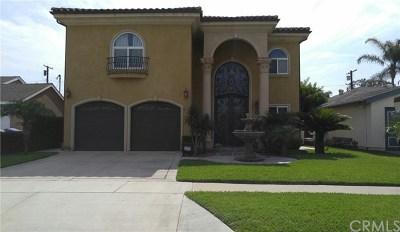 Downey Single Family Home For Sale: 12816 Cornuta