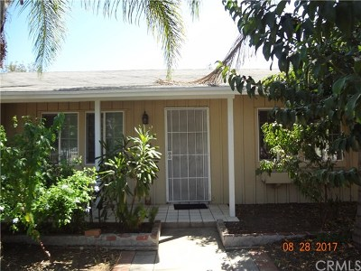 Van Nuys Single Family Home For Sale: 17410 Saticoy Street