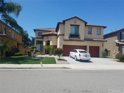 Corona Single Family Home For Sale: 6833 Winterberry Way