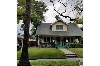 Pasadena Single Family Home For Sale: 514 E Howard Street