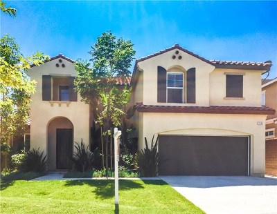 Corona Single Family Home For Sale: 7553 Sanctuary Drive