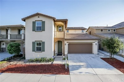Chino Single Family Home For Sale: 6247 Cumberland Street
