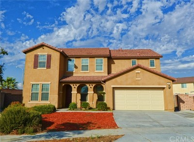 Eastvale Single Family Home For Sale: 5602 Brianhead Drive
