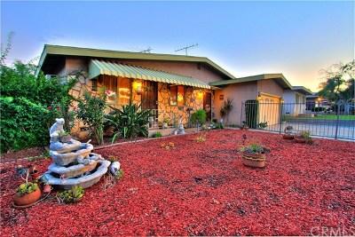 Corona Single Family Home For Sale: 1138 Acacia Street