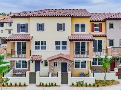 Chino Hills Condo/Townhouse For Sale: 16127 Saggio Lane