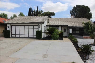 Moreno Valley Single Family Home For Sale: 13774 Rockcrest Drive