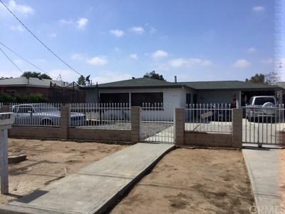 Beaumont Single Family Home For Sale: 313 Grace Avenue
