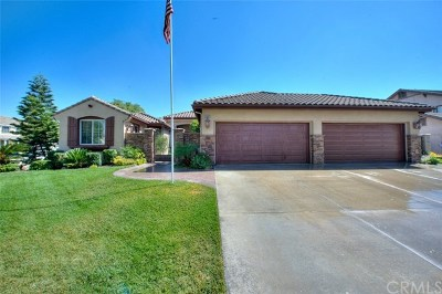 Chino Single Family Home For Sale: 14141 Whitebark Avenue
