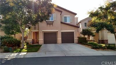 Moreno Valley Single Family Home For Sale: 12918 Cobblestone Lane